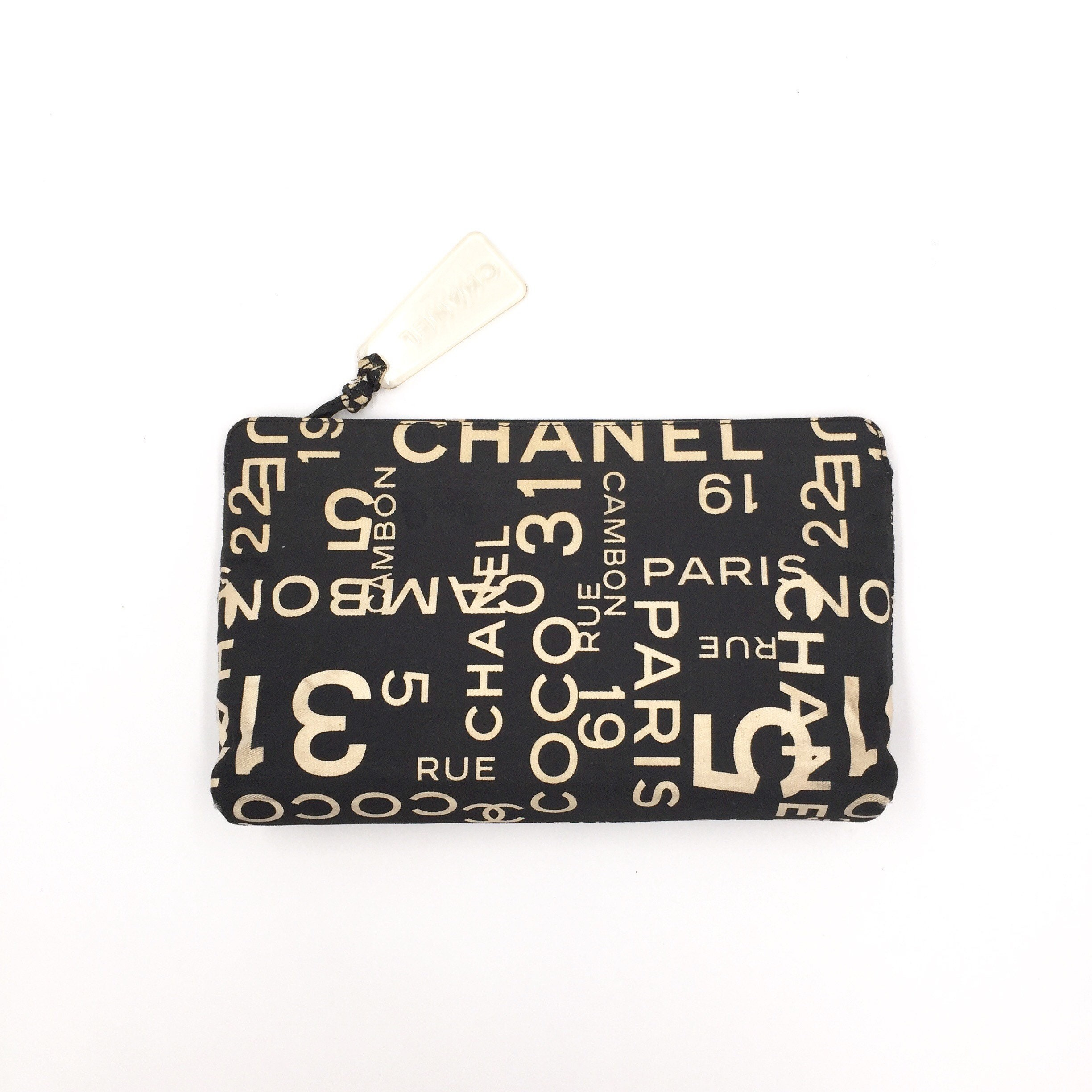 dd68f747ed0 Authentic Vintage CHANEL clutch