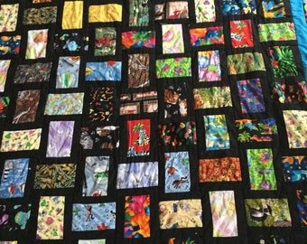 I-Spy children's quilt
