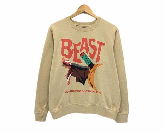 Altered Beast Crewneck Sweatshirts Big Logo Spell