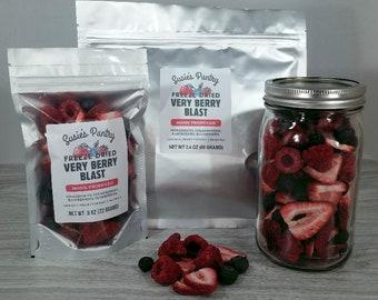 Freeze Dried Very Berry Mix