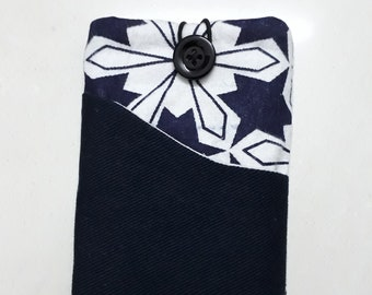 electronic sleeve-iphone sleeve-cell phone pouch- hand made mobile case-tab sleeve-mobile sleeve-pouch-gift-sleeve-mobile phone accessories