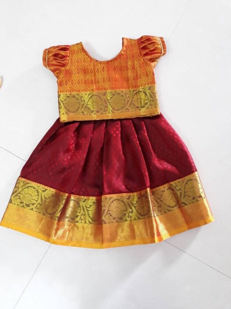 children clothing: Indian Baby Girl Dresses