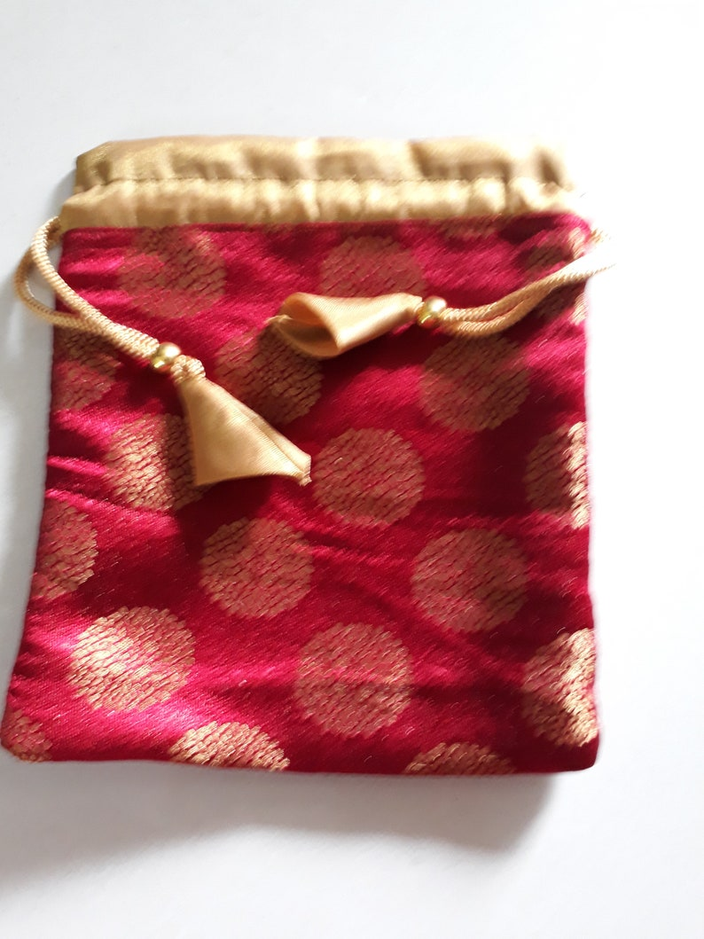 25,50,100 goody bag, draw string bag, favour bag, ecofriendly gift bags,  Treat bag, potli bags indian return gift bag, wedding gift bags