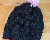 Touque Hat Sloucy Cable K...