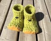 Adult & Children Knit Sli...