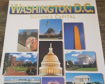 Washington DC Series of 12 Fine Print