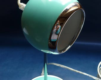 Eyeball Vintage desk lamp - seventies Style.
