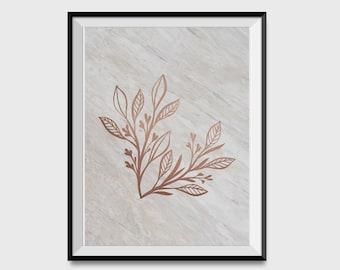 Urban Ivy Prints