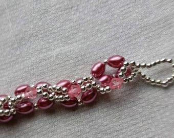 Pink Slave Bracelet