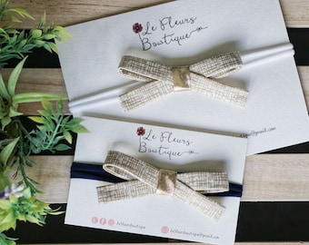 Customise your own signature bow