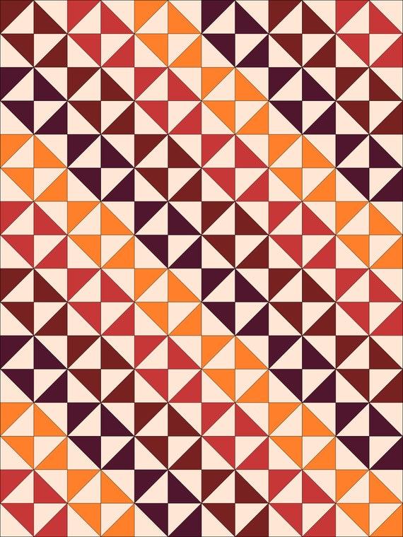 Autumn Leaves Quilt Pattern Pdf Download