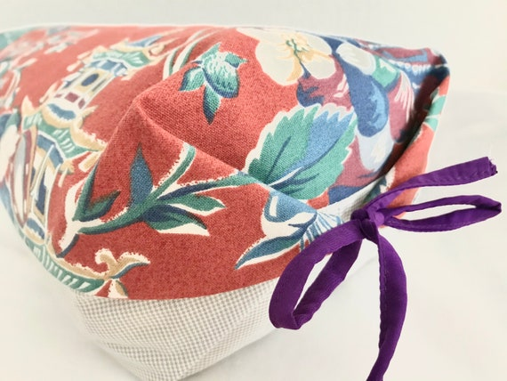 spelt ball-filled cushion with washable machine cover