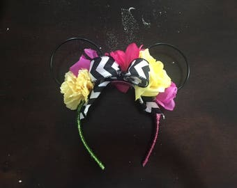 Mad Tea Party Inspired Mouse Ears