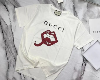 d05a2c9252ad High Quality Gucci Mouth Lips Tee CCI t-shirt tshirt - PRE ORDER