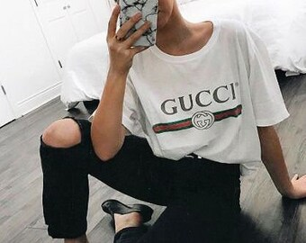 7976df2b2c7 High Quality Gucci Tee CCI t-shirt tshirt - PRE ORDER