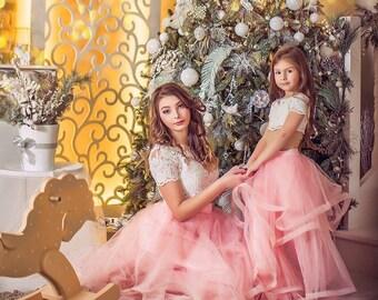 a8e7b2b4cff07 Mother daughter matching dress | Etsy