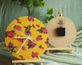 Silent Wall Clock Setentoso Design