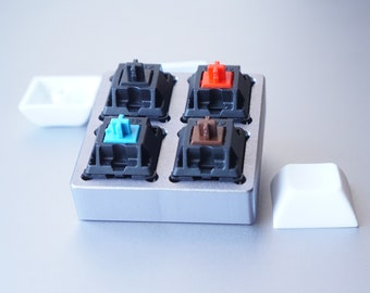 153f03d9e55 Mechanical Keyboard Fidget Switch Cube Cherry MX Switches | Etsy