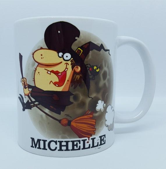 Personalised & Funny Bitchcraft Mug