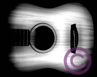 Study of Taylor Guitar