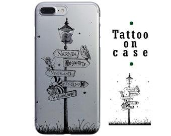 Iphone X Case Disney Etsy
