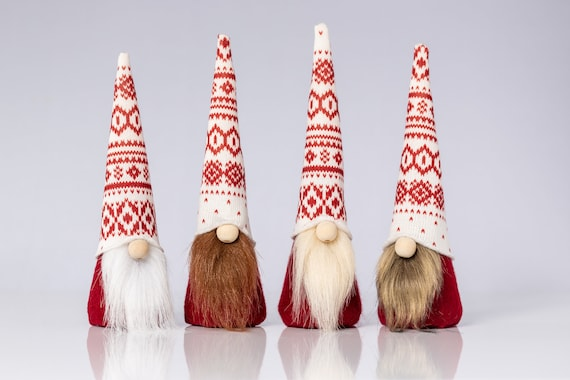 Christmas Gnome.Christmas Gnome Gnomes Scandinavian Tomte Nisse Holiday Decoration Wool Felt