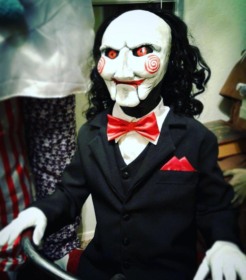 Jigsaw Puppe