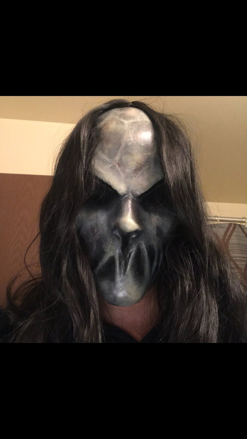 More Pale Version Of The Sinister Mask Etsy