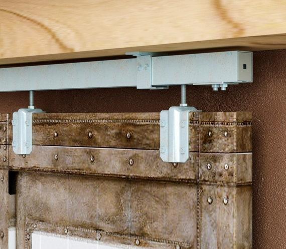 DIYHD Raw Material Galvanized Sliver Roller Set