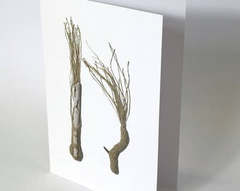 Connection - Greeting Card
