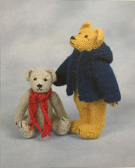 DIY Crochet Pattern for Teddy Bear Scarf by dianelangan on Etsy ... | 711x570