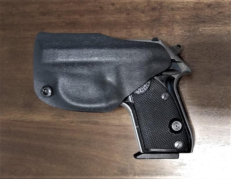 Beretta Tomcat .32 3032 Kydex Holster Tip-up Barrel  Lifetime INOX IWB RH