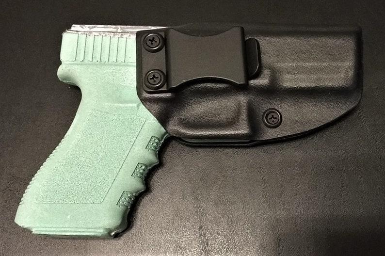 Glock 20, 10 mm Kydex Holster-Adjustable- IWB, OWB, Left or Right-Lifetime  Warranty- FREE Ship