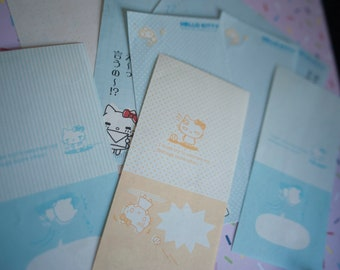 Hello Kitty Mini Greetings 10pc