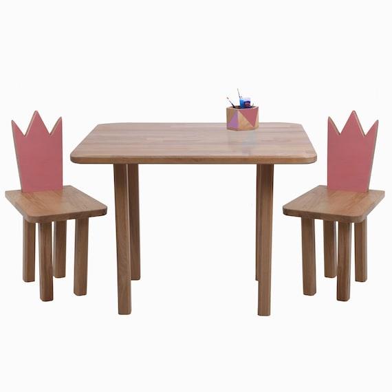 Table Chaises Enfant. Homestyleu Ensemble Table Et Chaises Enfant ...