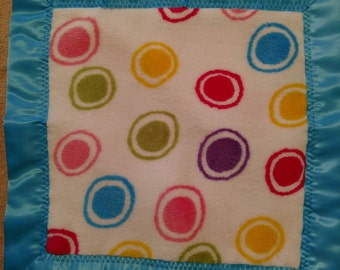 Personal Size Baby Security Blanket