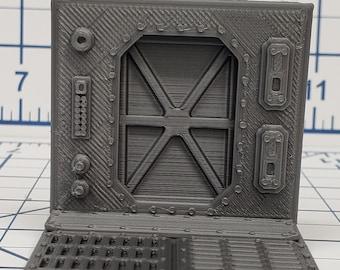 Scifi Terrain/Scatter
