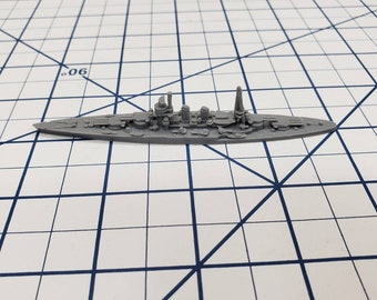 Battleship - Conte di Cavour Class - Italian Navy - Wargaming - Axis and Allies - Naval Miniature - Victory at Sea - Games - Warships