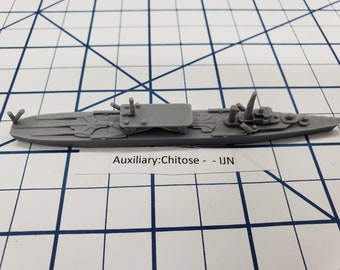 Auxiliary - Chitose - Wargaming - Axis and Allies - Naval Miniature - Victory at Sea - Tabletop Games - Warships