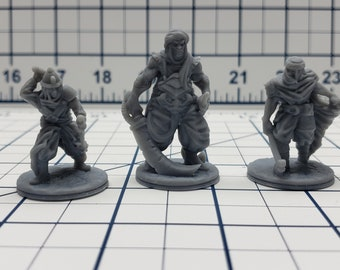 Empire of Scorching Sands - Marauders Minis - DND - Pathfinder - Dungeons & Dragons - RPG - Tabletop - EC3D - Miniature - 28 mm