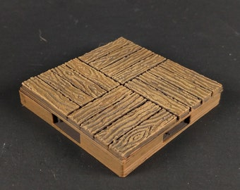 Towne Terrain Deluxe Set 45 Tiles! - OpenLock - Openforge - DND - Pathfinder - RPG - Tabletop