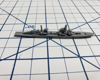 Destroyer - Spahkreuzer - German Navy - Wargaming - Axis and Allies - Naval Miniature - Victory at Sea - Tabletop Games - Warships