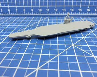 Carrier - Nimitz - USN - Wargaming - Axis and Allies - Naval Miniature - Victory at Sea - Tabletop Games - Warships