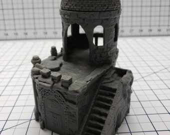 Empire of Scorching Sands - Large Houses - DND - Dungeons & Dragons - RPG - Tabletop - EC3D - Miniature - 28 mm