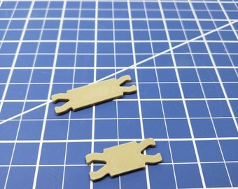 """DragonLock Extended Clips - DND - Pathfinder - Dungeons & Dragons - RPG - Tabletop - 28 mm / 1"""""""