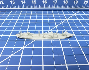 Auxiliary - SS Ohio - Oiler Ship - US Navy - Wargaming - Axis and Allies - Naval Miniature - Victory at Sea - Tabletop Games - Warships
