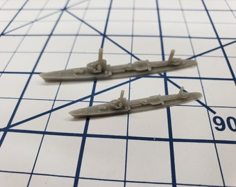 Destroyer - Navigatori Class - Italian Navy - Wargaming - Axis and Allies - Naval Miniature - Victory at Sea - Tabletop Games - Warships