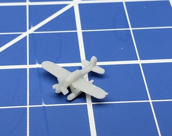 Aircraft - Arado Ar 196 Scout Plane - German Navy - 1:900 - Wargaming - Axis and Allies - Naval Miniature - Victory at Sea - Warships