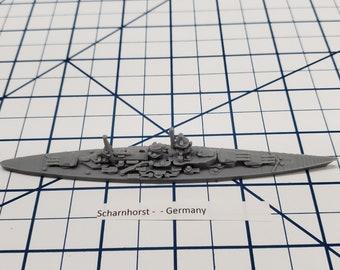 German Naval Miniatures