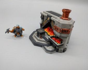 Dwarven Runeforge - OpenForge - DND - Pathfinder - RPG - Dungeon & Dragons